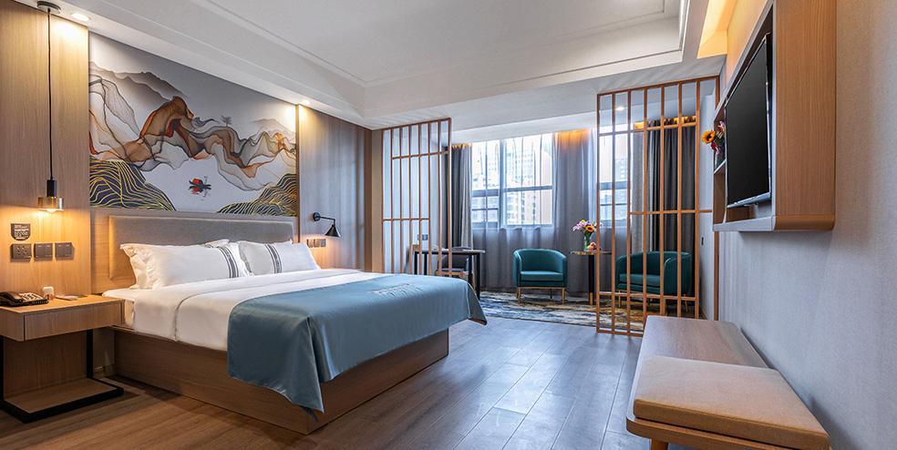 中高档酒店加盟品牌含舍·美素设计